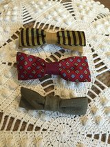 1950's Boys Bowties (clip-on) in Clarksville, Tennessee