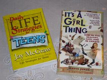 2 books for tween/young teen girls in Aurora, Illinois