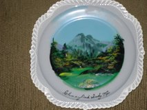 harker ware plate -smoky mtns in Glendale Heights, Illinois