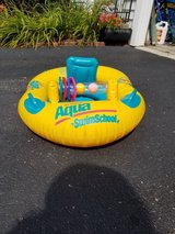 Aqua Swimschool Baby Activity Float Seathe Excellent Condition in Aurora, Illinois