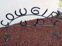 HORSESHOE YARD DECOR in Alamogordo, New Mexico