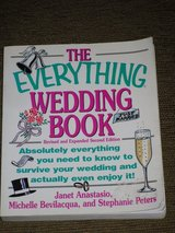 the everything wedding book in Chicago, Illinois