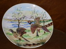 "3D pheasants plate wall hanging 8"" in Chicago, Illinois"