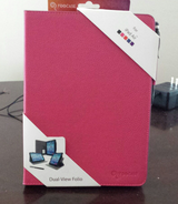 Roocase dual view folio for iPad Air in Clarksville, Tennessee