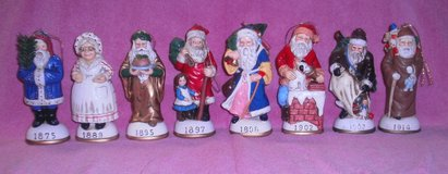 CHRISTMAS ORNAMENTS-SIGNED in Elgin, Illinois