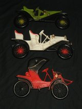 Vintage Cast Aluminum Cars by Midwest Products in Westmont, Illinois