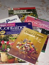 5 gardening books in St. Charles, Illinois