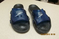 "Summertime ""Speedo"" Pool/Beach Sandals -- Outstanding Condition - Sz 7 in Kingwood, Texas"