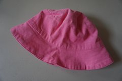 Girls Pink Corduroy Infant Sun Hat Size 12 Months in Bolingbrook, Illinois