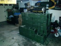 Want to buy ammo cans, $4 - $10 in Yucca Valley, California