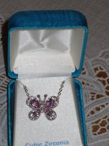 new butterfly necklace in Naperville, Illinois