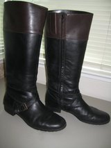 Ralph Lauren Tall Riding Boots - Wide Calf in Travis AFB, California