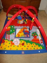 Baby Activity Gym/Mat in Travis AFB, California