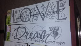 Inspirational Sayings Stickers Translucent in Yucca Valley, California