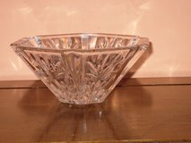 crystal nut bowl WMF germany in St. Charles, Illinois