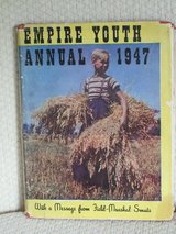 """""""Empire Youth Annual 1947"""" in Ramstein, Germany"""