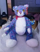 """TY Beanie Baby Kooky the Cat 9"""" Beanbag Doll with Tags in Spring, Texas"""