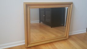 Beautiful Decorative Gold Wall Mirror in Orland Park, Illinois