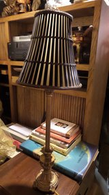 BEAUTIFUL TALL TABLE LAMP in Oswego, Illinois