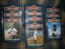Legends of Baseball by Chelsea House Publishers (1991) in Cochran, Georgia