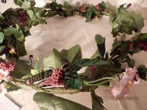 Pink & Mauve Garland in Joliet, Illinois