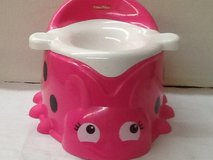 Fisher Price Ladybug Potty Training Seat in The Woodlands, Texas