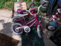 Lil bikes in Fort Riley, Kansas