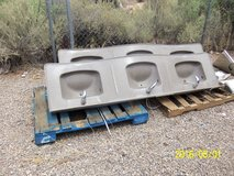 Commercial Composite Sink - 3 Bowl in Alamogordo, New Mexico