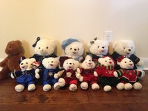 Cute Teddy Bears PRICE REDUCED!! in Camp Lejeune, North Carolina