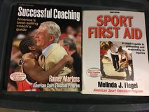 Coaching first aid in Naperville, Illinois