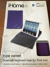 iHome iPad mini case/keyboard in Oswego, Illinois