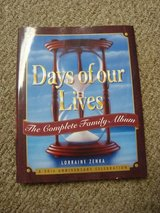 30th Anniversary Days of Our Lives Collector's Book in Oswego, Illinois