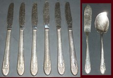 47 pc 1939 Antique Silverware in Oswego, Illinois