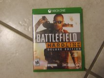 XBOX-1 Battlefield Hardline Deluxe Edition in Camp Lejeune, North Carolina