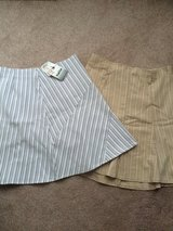 Two stretch skirts in Chicago, Illinois