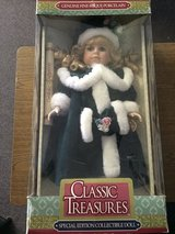 Classic Treasures Collectible Doll in 29 Palms, California