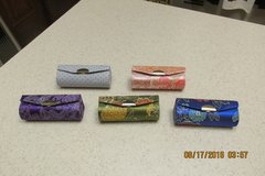 Mirrored Lipstick Cases -- For Carrying In Purse in Houston, Texas
