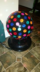 "New / 10"" Tall / Rotating Disco Light in Fort Campbell, Kentucky"