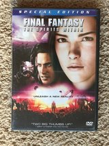 Final Fantasy the Spirits Within in Travis AFB, California