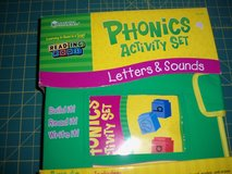 Reading Rods Phonics activity set letters and sounds in Fort Campbell, Kentucky