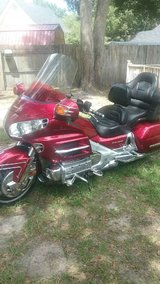 Motorcycle in Beaufort, South Carolina