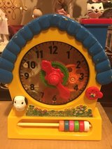 Infant/Toddler Clock House Busy Toy by Redbox in Okinawa, Japan