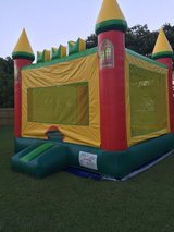 Bouncy house and waterslide in Camp Lejeune, North Carolina