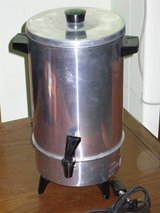 west bend 12-30 cup coffeemaker in Chicago, Illinois