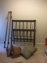 Antique Brass Bed...Full Size in Kingwood, Texas