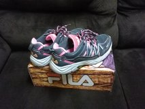 LADYS FILAS TENNIS SHOES in Fort Riley, Kansas