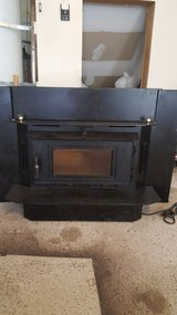 WOOD BURNING STOVE INSERT/BLOWER! in Beaufort, South Carolina