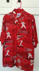 ANAHEIM ANGELS HAWAIIAN SHIRT in 29 Palms, California