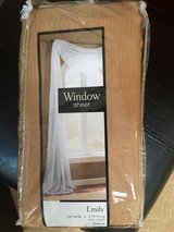Window scarf in Chicago, Illinois
