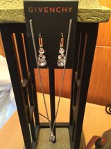 Givenchy Necklace & Earring Set in Oswego, Illinois